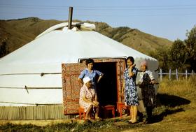 Mongolei © Bernd Wurlitzer