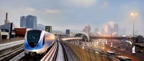 Metro in Dubai, Foto: Government of Dubai