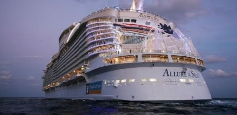 Allure of the Seas, Foto: Royal Caribbean International