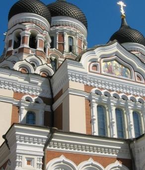 Alexander-Newski-Kathedrale © Kerstin Sucher